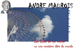 André Maurois une certaine idée du monde Artgitato