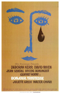 Bonjour Tristesse 1958 Otto Preminger Artgitato