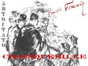 Crainquebille Anatole France Artgitato 1901 dess Hayet 2