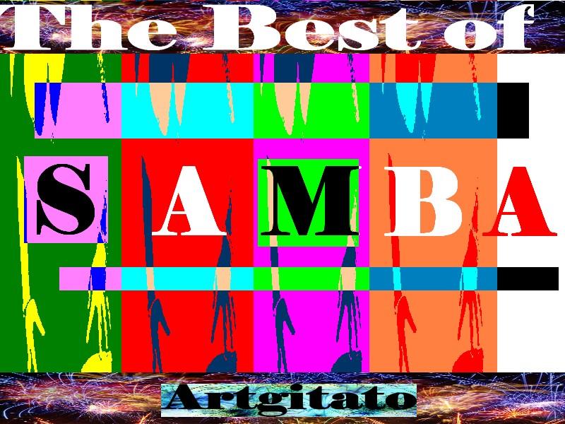 Samba the best os melhores Samba Les plus belles sambas Artgitato