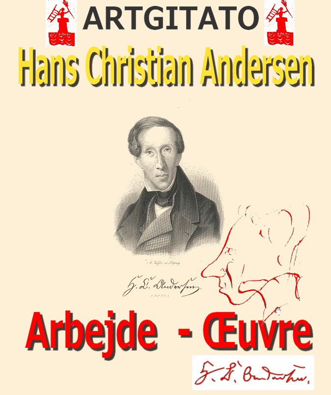 Andersen Hans Christian Andersen Oeuvre Arbejde Traduction Jacky Lavauzelle