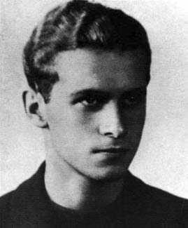Biała magia -Krzysztof Kamil Baczyński – Poème Polonais – Magie Blanche (1942)