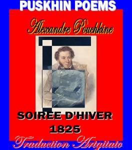 Pouchkine Soirée d'Hiver pushkin poems Alexandre Pouchkine Peinture de Sokolov Traduction Artgitato
