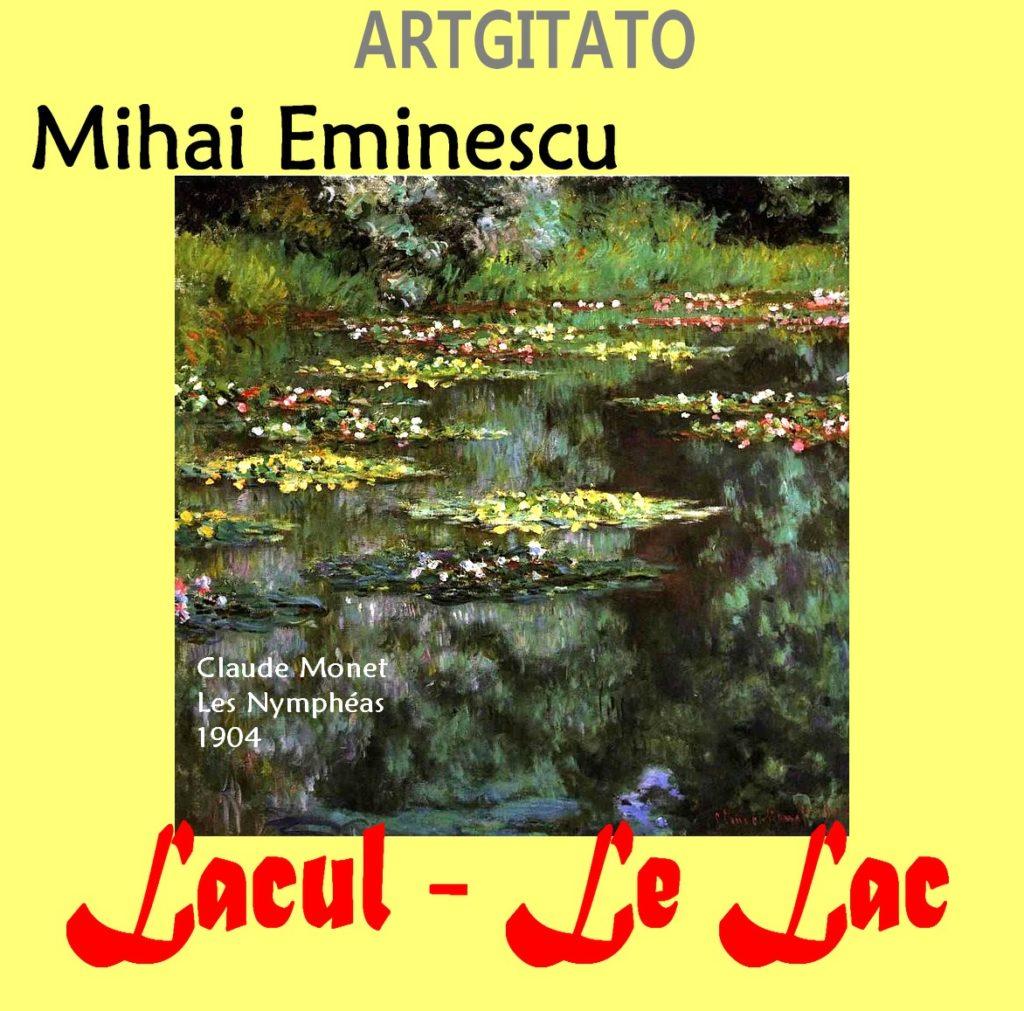 Lacul Le LacMihai Eminescu Artgitato Claude Monet Les Nymphéas 1904