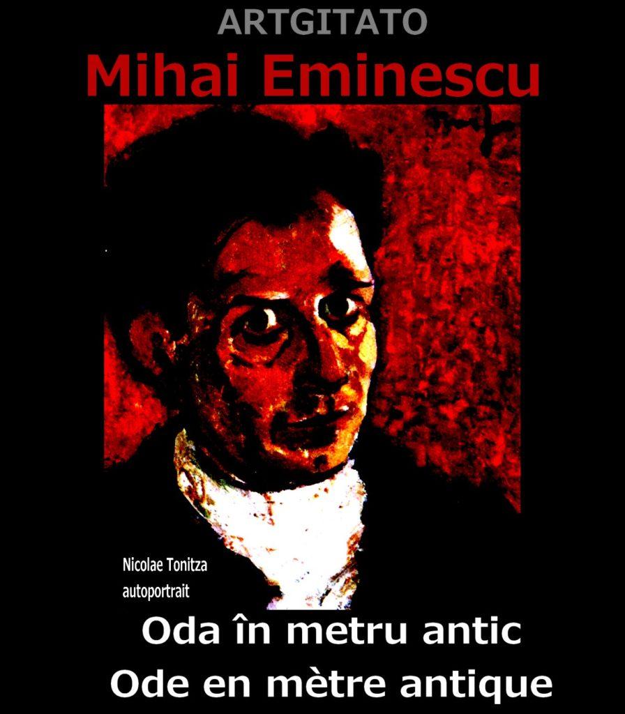 Oda în metru antic Ode en mètre antique Mihai Eminescu Artgitato Nicolae Tonitza