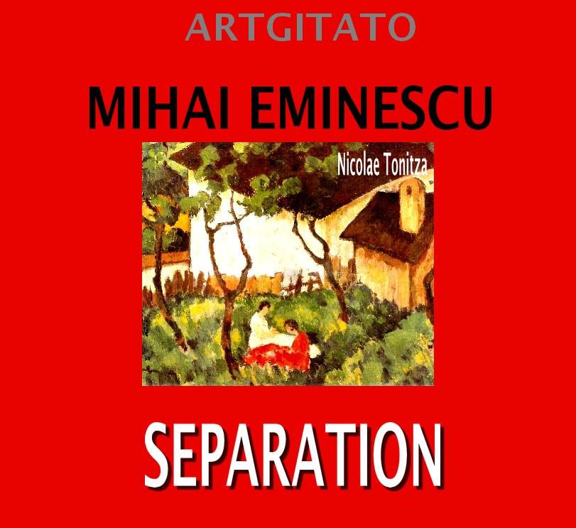 Separation Mihai Eminescu Artgitato Nicolae Tonitza Nicolae Tonitza - Jardin à Valeni Musée d'Art de Targu Mures