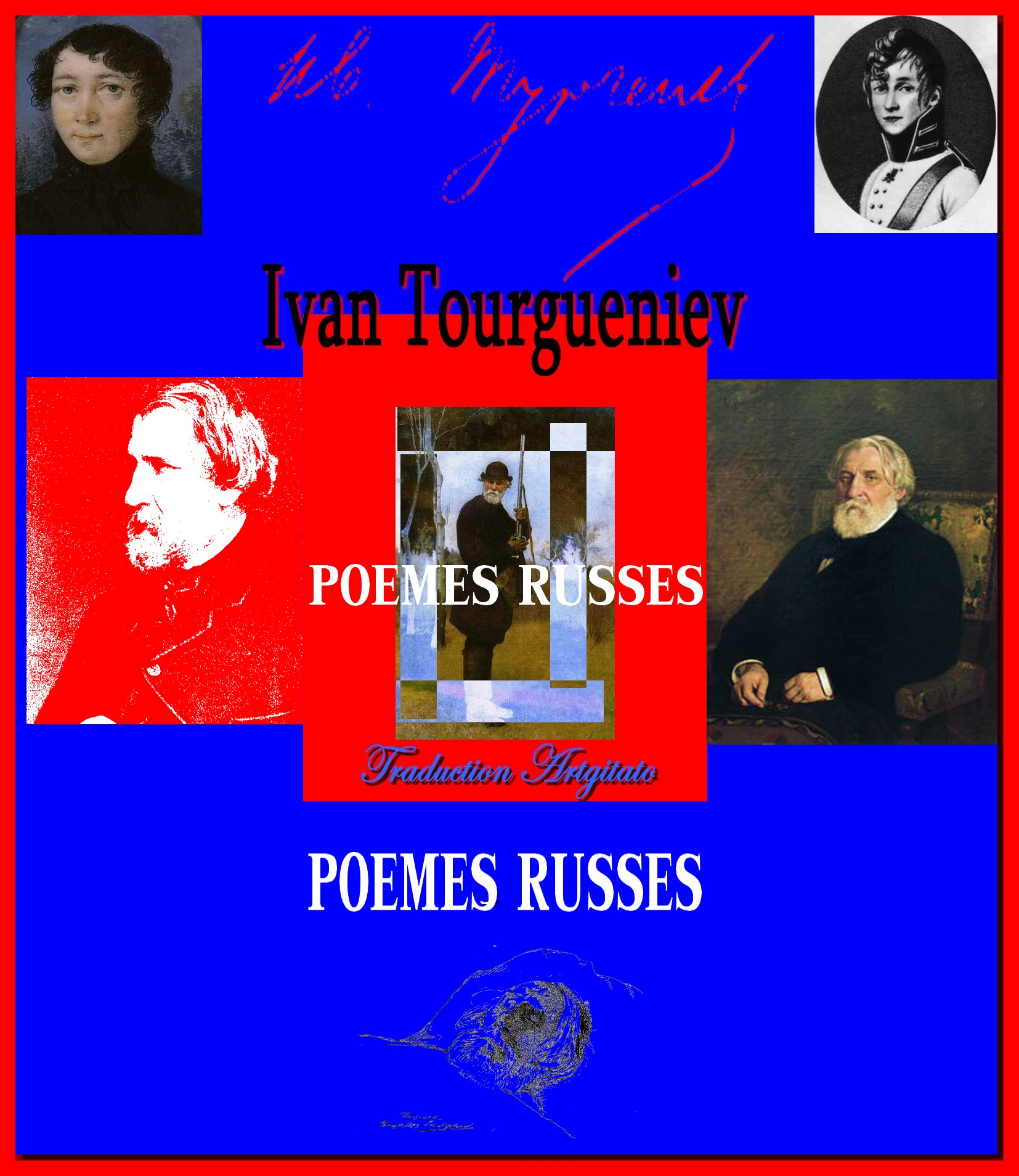 Poemes en prose de Tourgueniev Texte et Traduction Artgitato