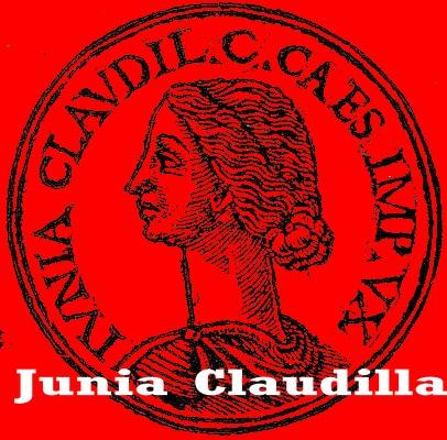 Caligula Suetone Junia Claudilla 1ère épouse de Caligula