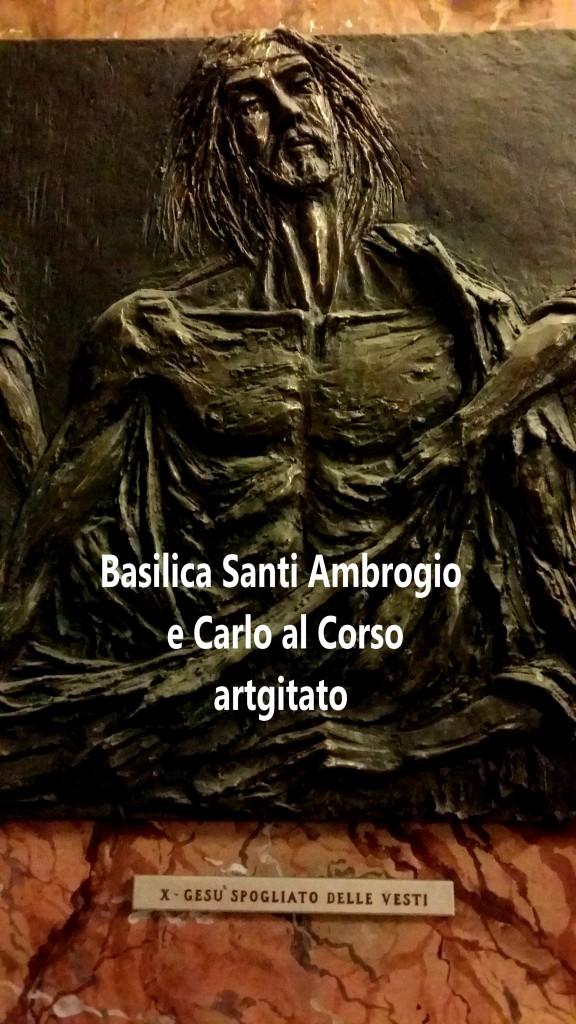 Basilica santi ambrogio e carlo al corso Basilique saint ambroise et saint Charles au Corso 11
