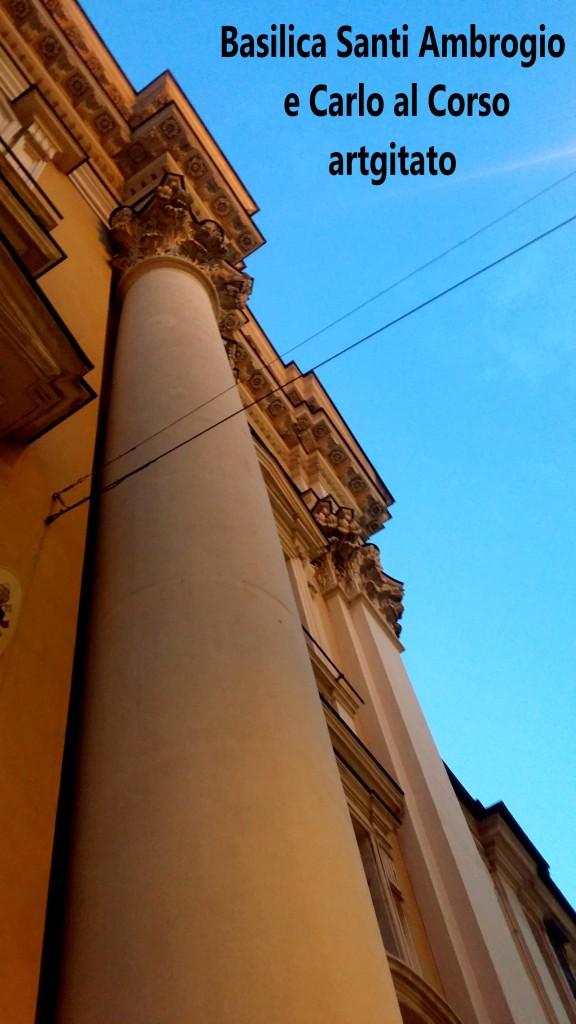 Basilica santi ambrogio e carlo al corso Basilique saint ambroise et saint Charles au Corso 3