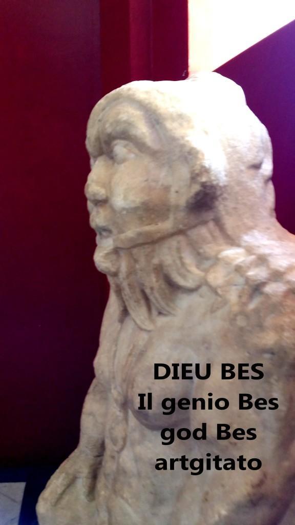 DIEU BES god bes dieu bès artgitato