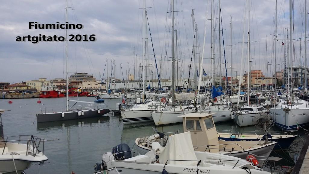 Fiumicino Zona Roma Rome artgitato 2016 2