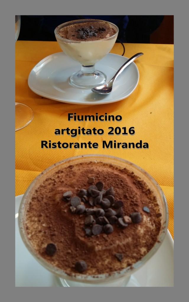 Fiumicino Zona Roma Rome artgitato 2016 Ristorante Miranda