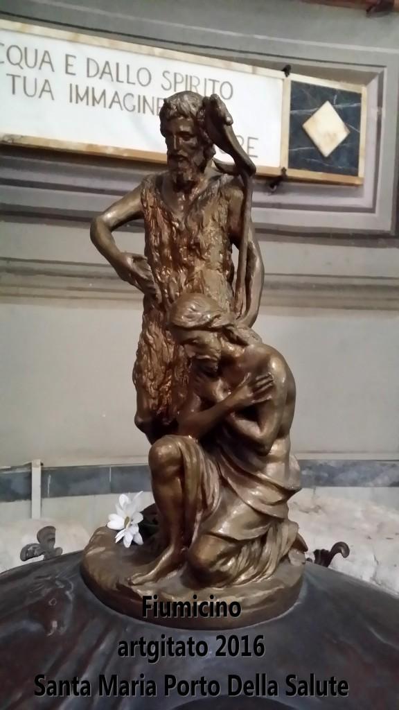 Fiumicino Zona Roma Rome artgitato 2016 Santa Maria Porto Della Salute 2