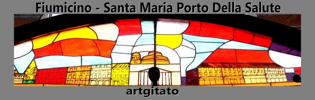 Fiumicino Zona Roma Rome artgitato 2016 Santa Maria Porto Della Salute 3