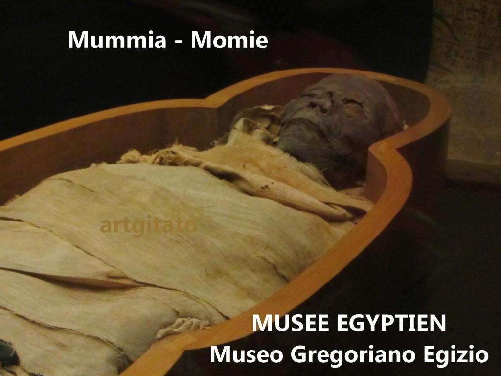 Mummia Momie Museo Gregoriano Egizio musée egyptien musées du vatican musei vaticano 2