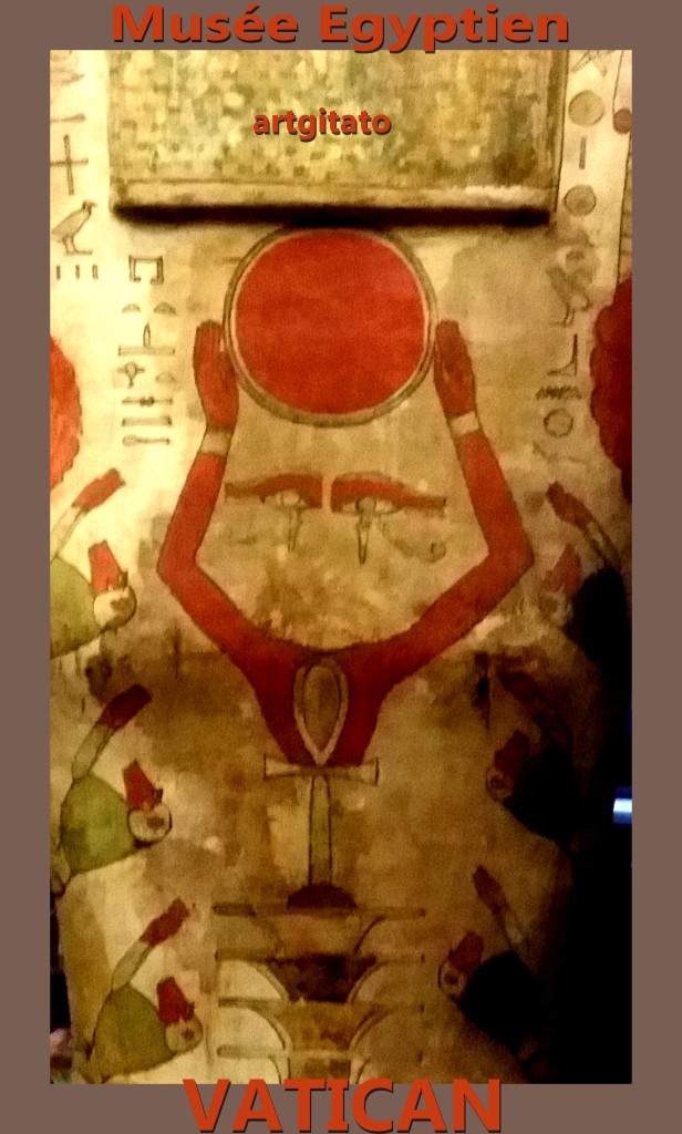 Musée egyptien musei Vatican artitato 1