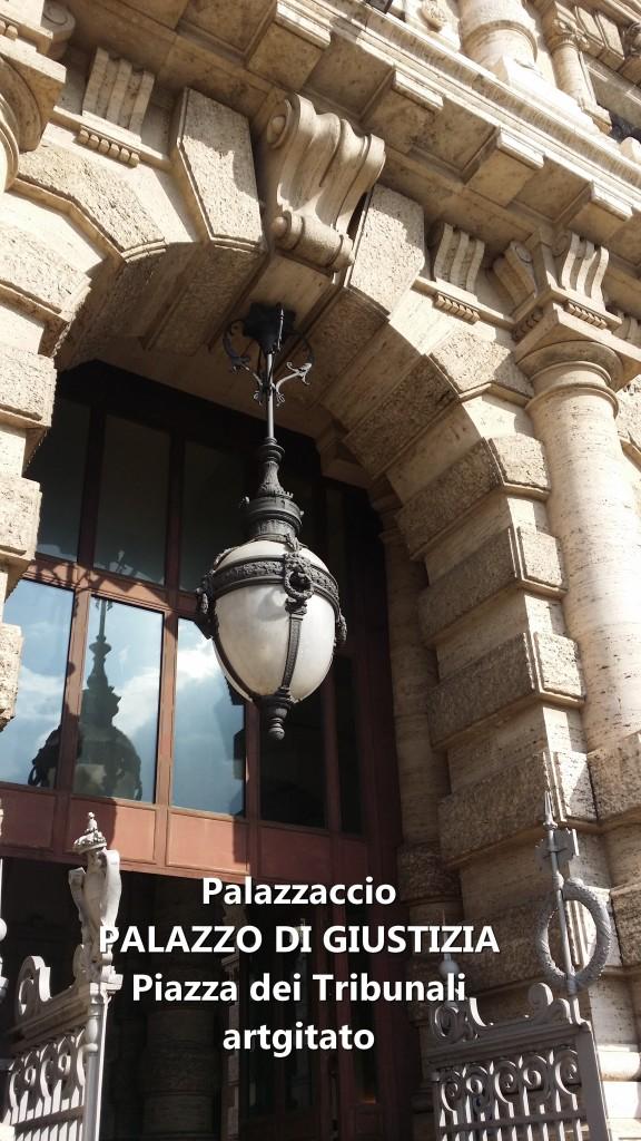 PALAZZO DI GIUSTIZIA - Palais de Justice - CORTE SUPREMA DI CASSAZIONE rome Roma 1 ROMAGNOSI PIAZZA DEI TRIBUNALI Palazzaccio