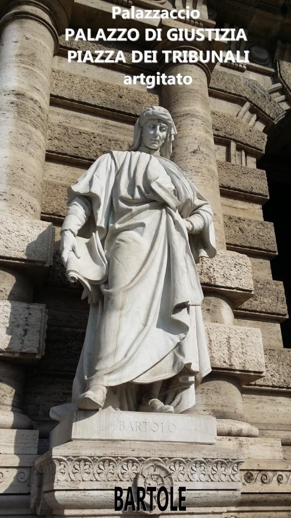 PALAZZO DI GIUSTIZIA - Palais de Justice - CORTE SUPREMA DI CASSAZIONE rome Roma Bartolo ROMAGNOSI PIAZZA DEI TRIBUNALI Palazzaccio