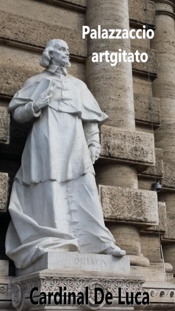 PALAZZO DI GIUSTIZIA - Palais de Justice - CORTE SUPREMA DI CASSAZIONE rome Roma Cardinal De Luca PIAZZA DEI TRIBUNALI Palazzaccio