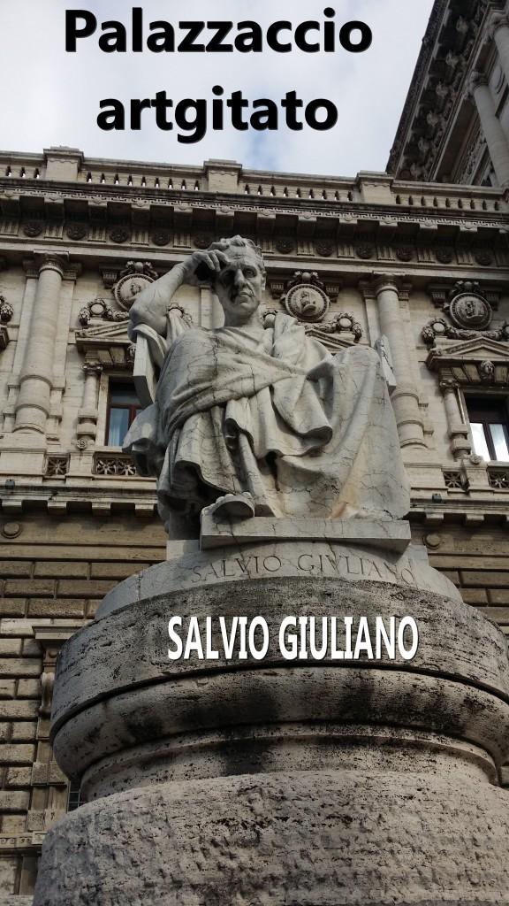 PALAZZO DI GIUSTIZIA - Palais de Justice - CORTE SUPREMA DI CASSAZIONE rome Roma Salvio Giuliano ROMAGNOSI PIAZZA DEI TRIBUNALI Palazzaccio