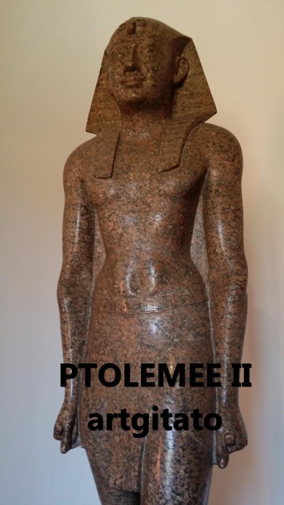 PTOLEMEE II artgitato