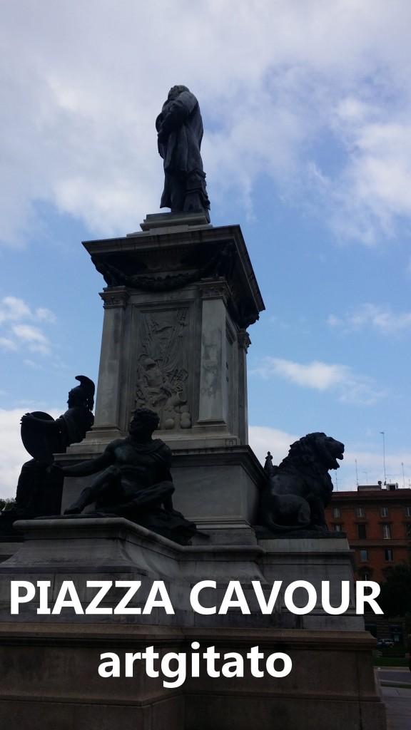 Piazza Cavour Place Cavour Rome Roma artgitato 7