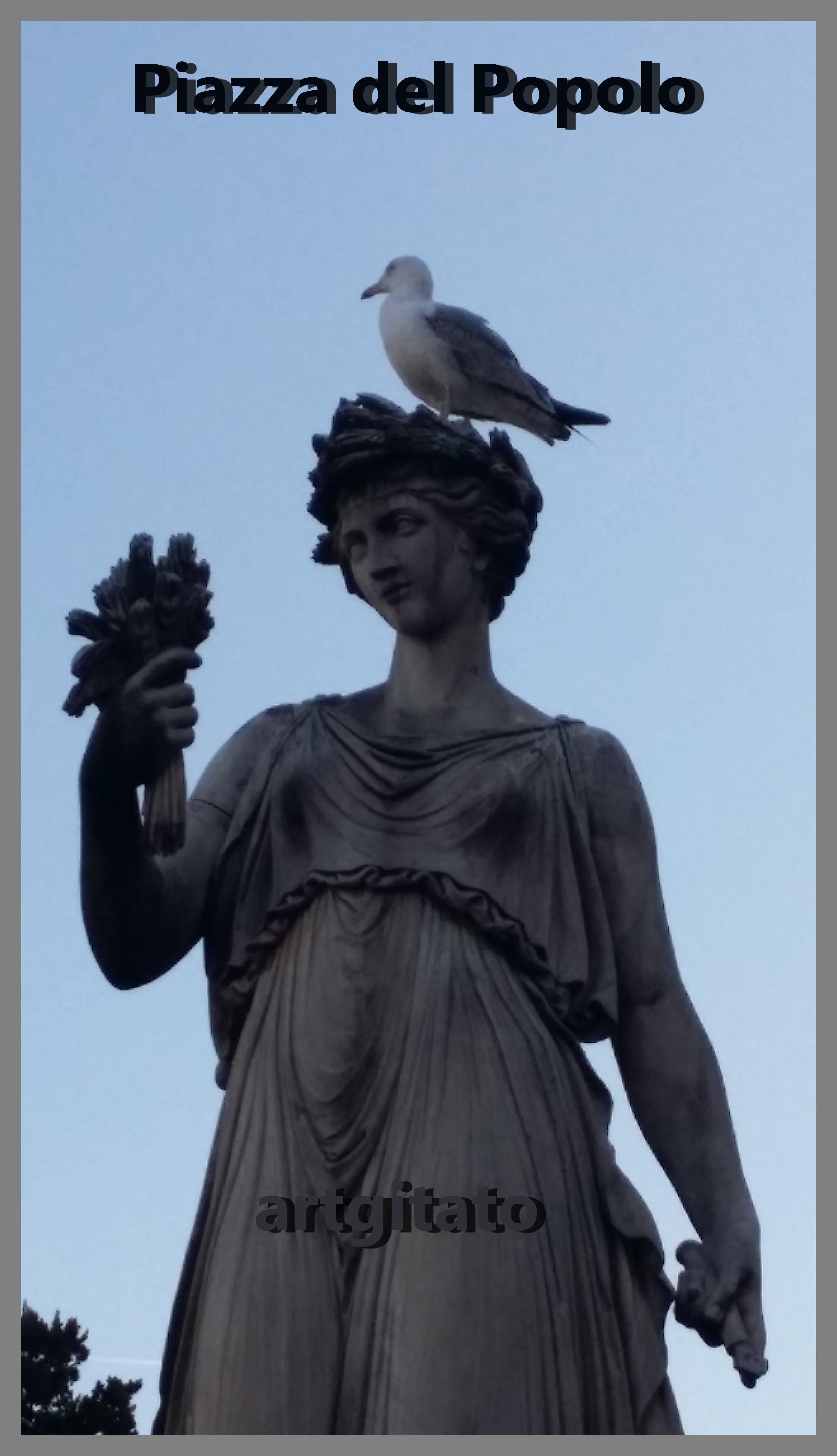Piazza del Navone Artgitato 3