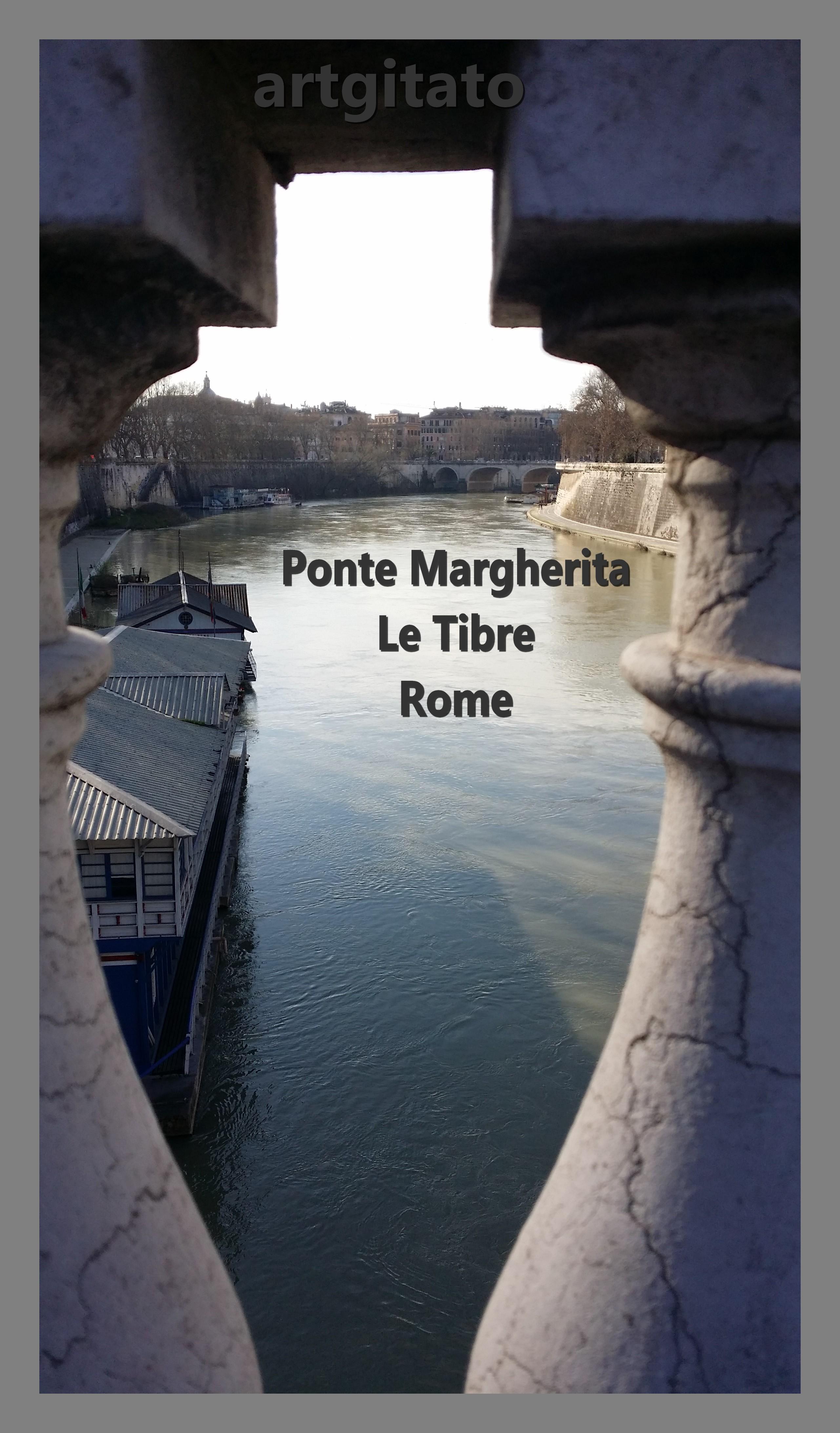 Ponte Margherita Roma Rome 2