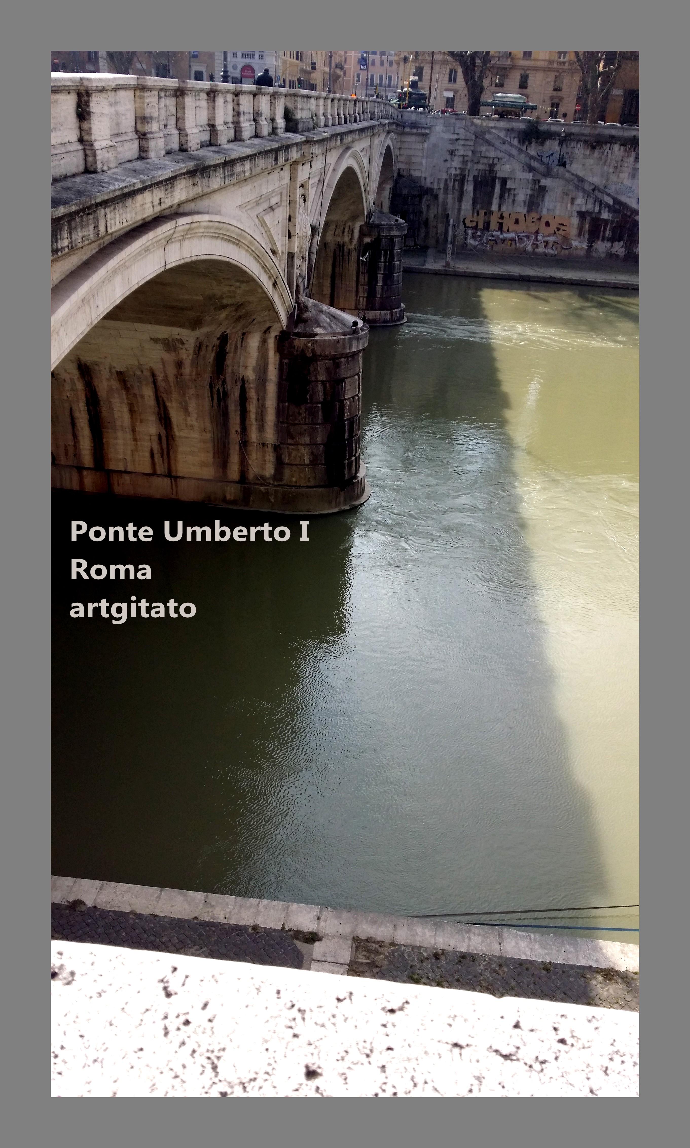 Ponte Umberto I Pont Umberto Ier Artgitato3