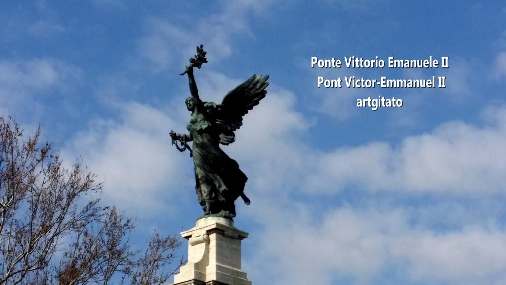 Ponte Vittorio Emanuele II - Pont Victor-Emmanuel II -13