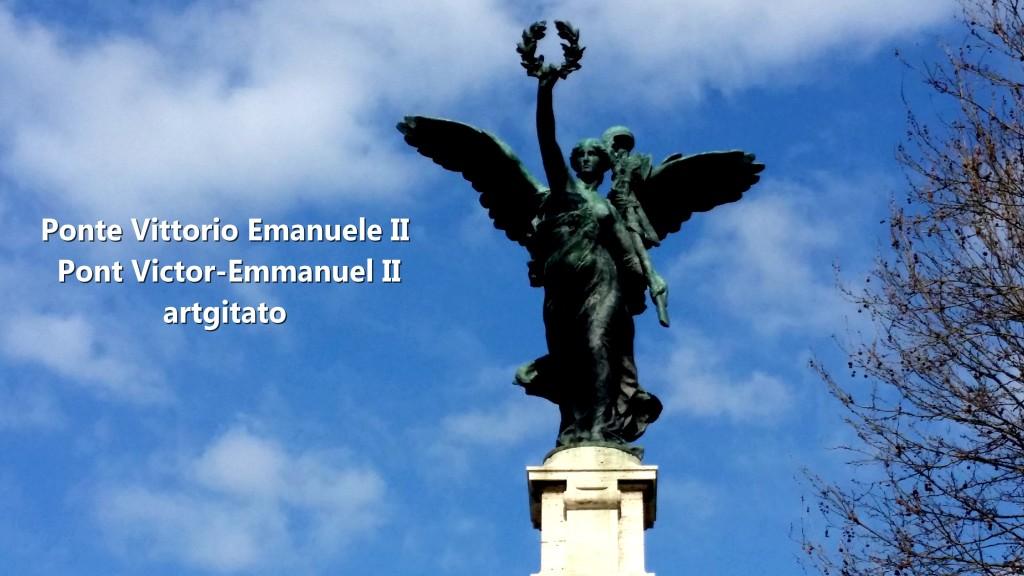 Ponte Vittorio Emanuele II - Pont Victor-Emmanuel II -14