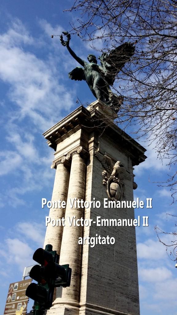 Ponte Vittorio Emanuele II - Pont Victor-Emmanuel II -17