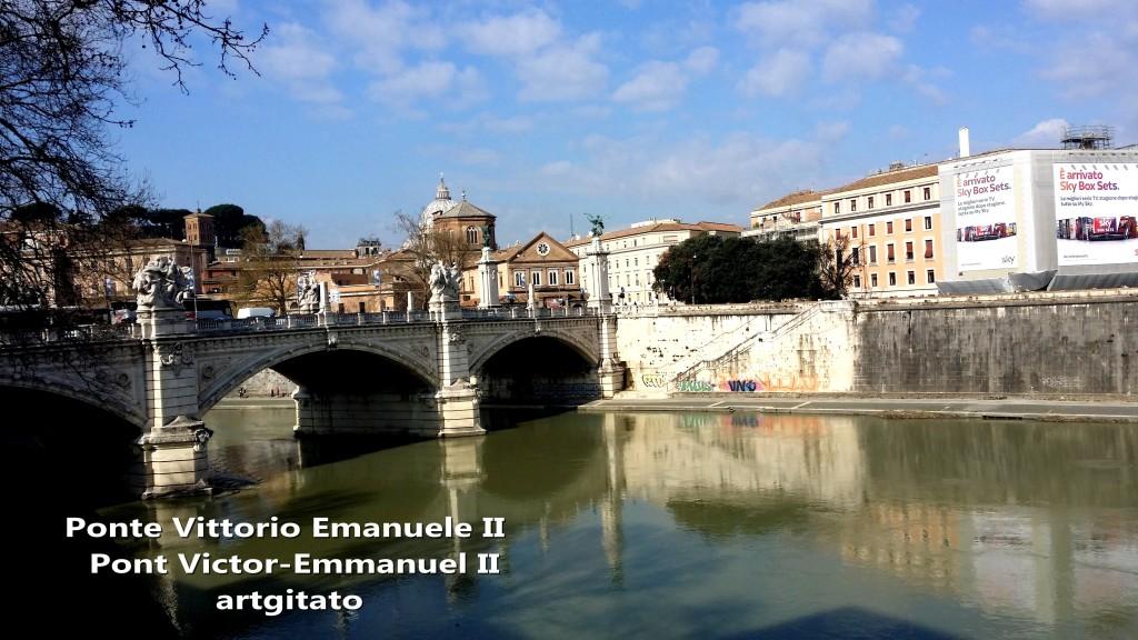 Ponte Vittorio Emanuele II - Pont Victor-Emmanuel II -18