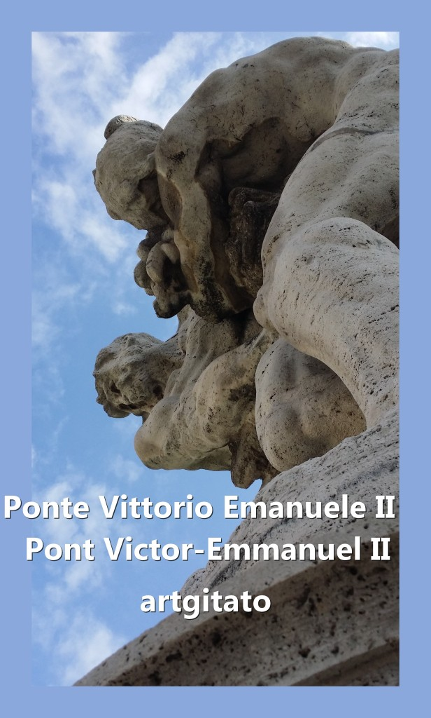 Ponte Vittorio Emanuele II - Pont Victor-Emmanuel II -2