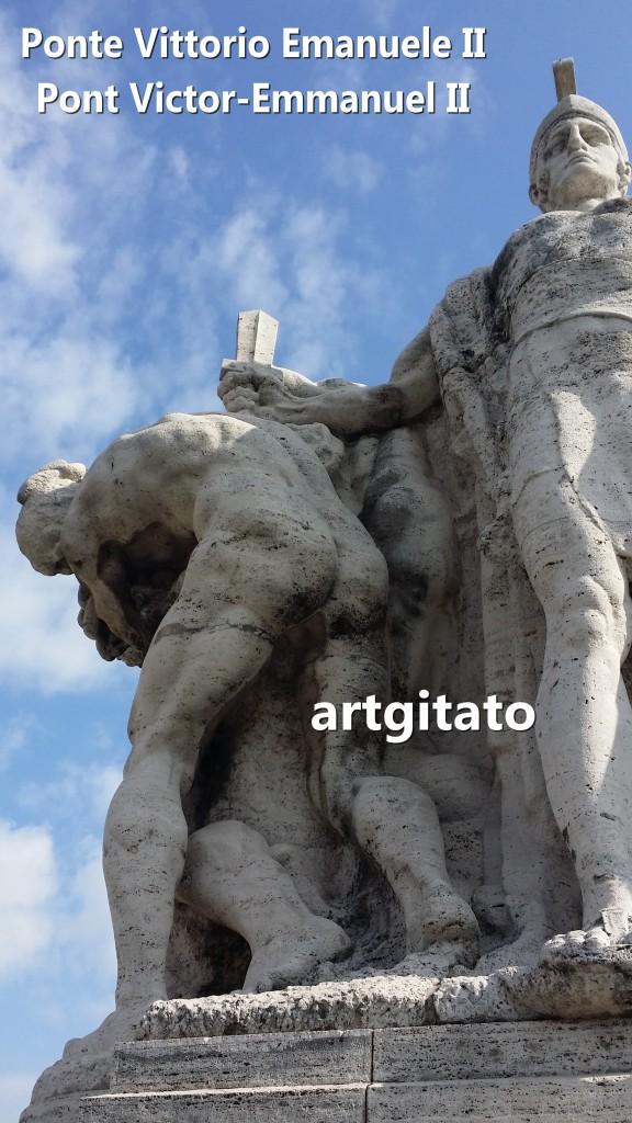 Ponte Vittorio Emanuele II - Pont Victor-Emmanuel II -3