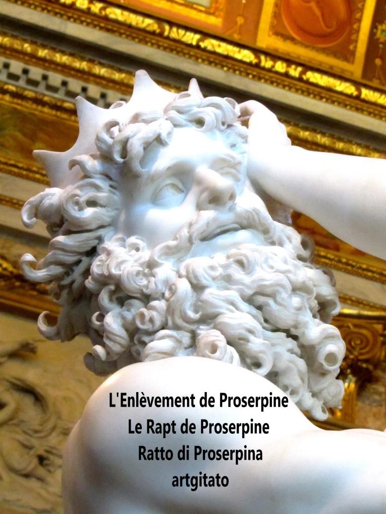 Rapt de Proserpine Ratto di Proserpina L'enlèvement de Proserpine artgitato Galleria Borghese Galerie Borghese 6