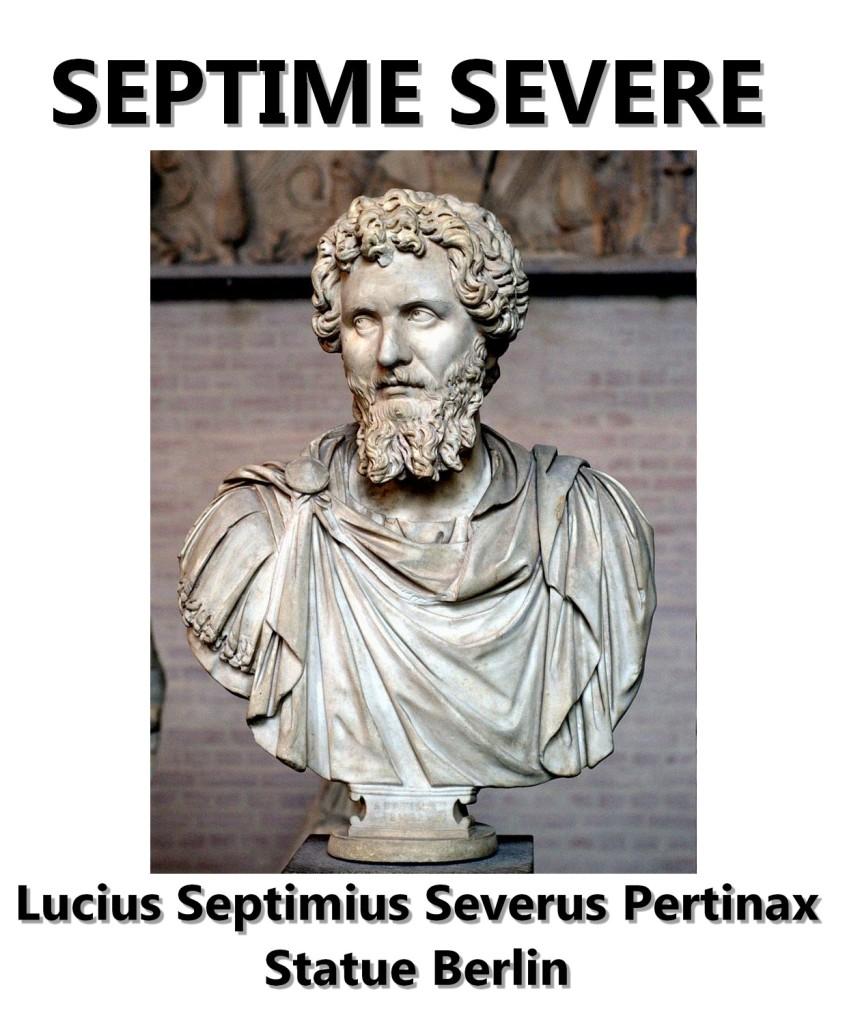 Septimius Severus Munich Lucius Septimius Severus Pertinax
