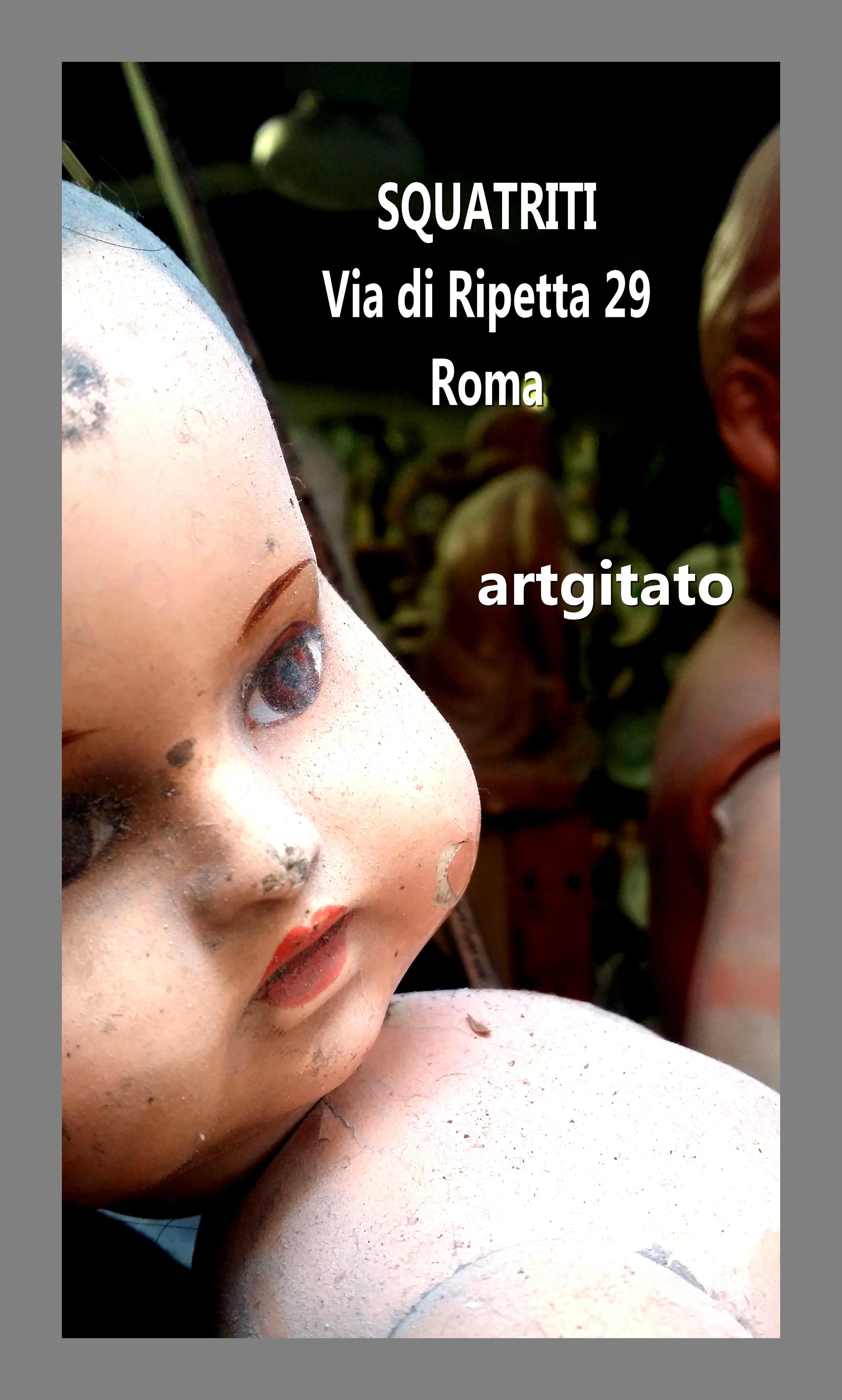 Via di Ripetta Squatriti Restaurateur de Poupée artgitato 8