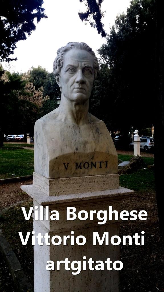 Vittorio Monti Villa Borghese artgitato