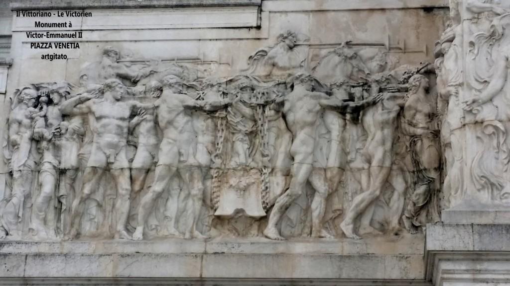il vittoriano le victorien monument à emmanuel II Piazza venetia artgitato 19