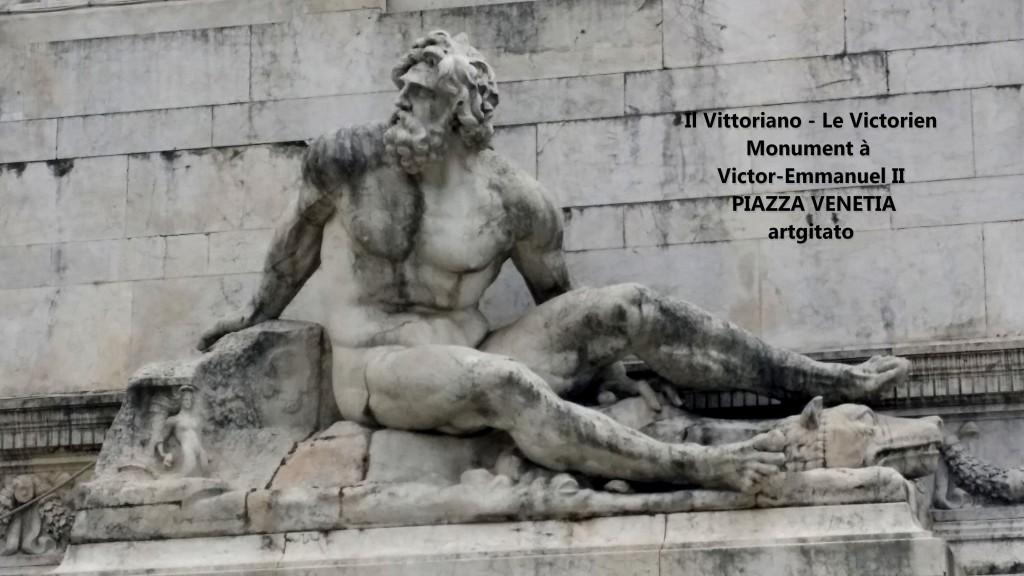 il vittoriano le victorien monument à emmanuel II Piazza venetia artgitato 5