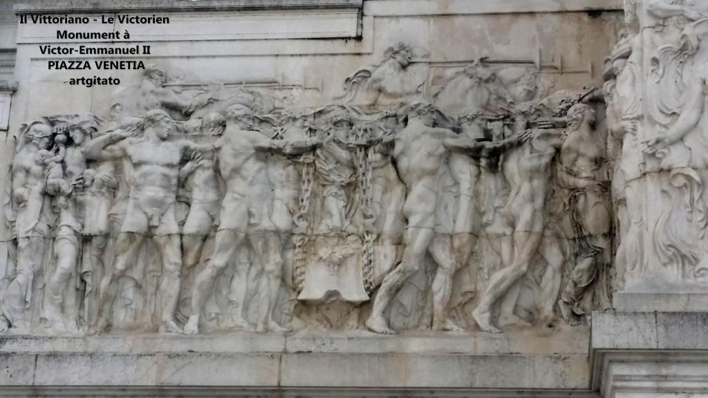 il vittoriano le victorien monument à emmanuel II Piazza venetia artgitato 7