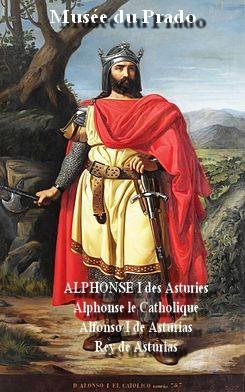 Alfonso_I_el_Católico,_rey_de_Asturias Alphonse I Museo_del_Prado