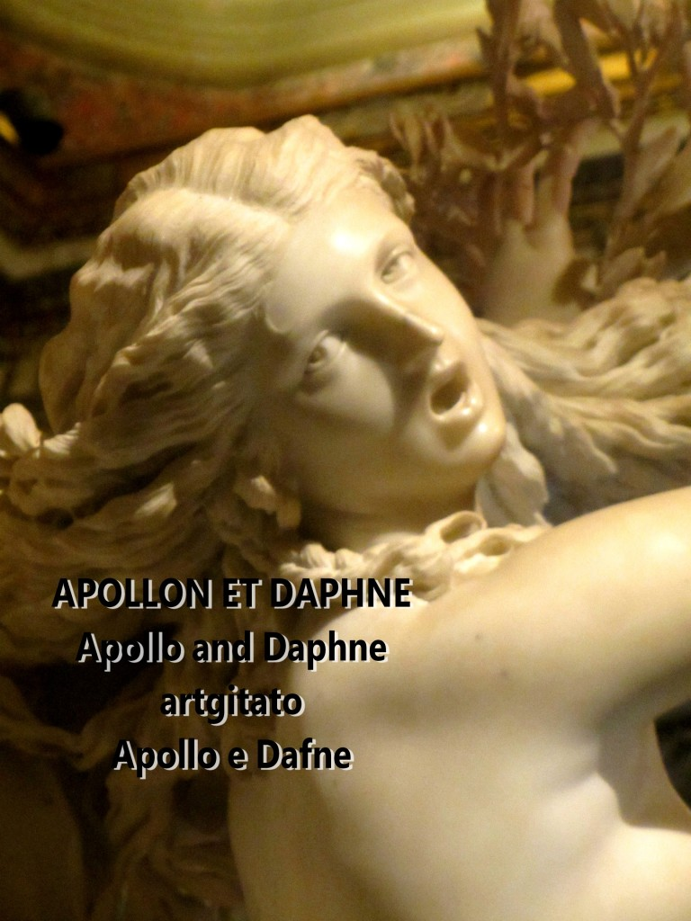 Apollo and Daphne Apollon et Daphné Apollo e Dafne Galerie Borghese Galleria Borghese artgitato (16)