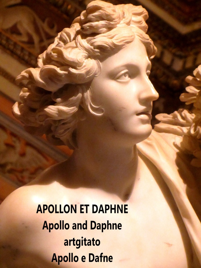 Apollo and Daphne Apollon et Daphné Apollo e Dafne Galerie Borghese Galleria Borghese artgitato (17)