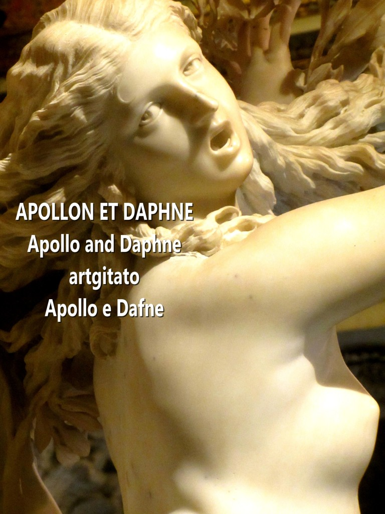 Apollo and Daphne Apollon et Daphné Apollo e Dafne Galerie Borghese Galleria Borghese artgitato (18)