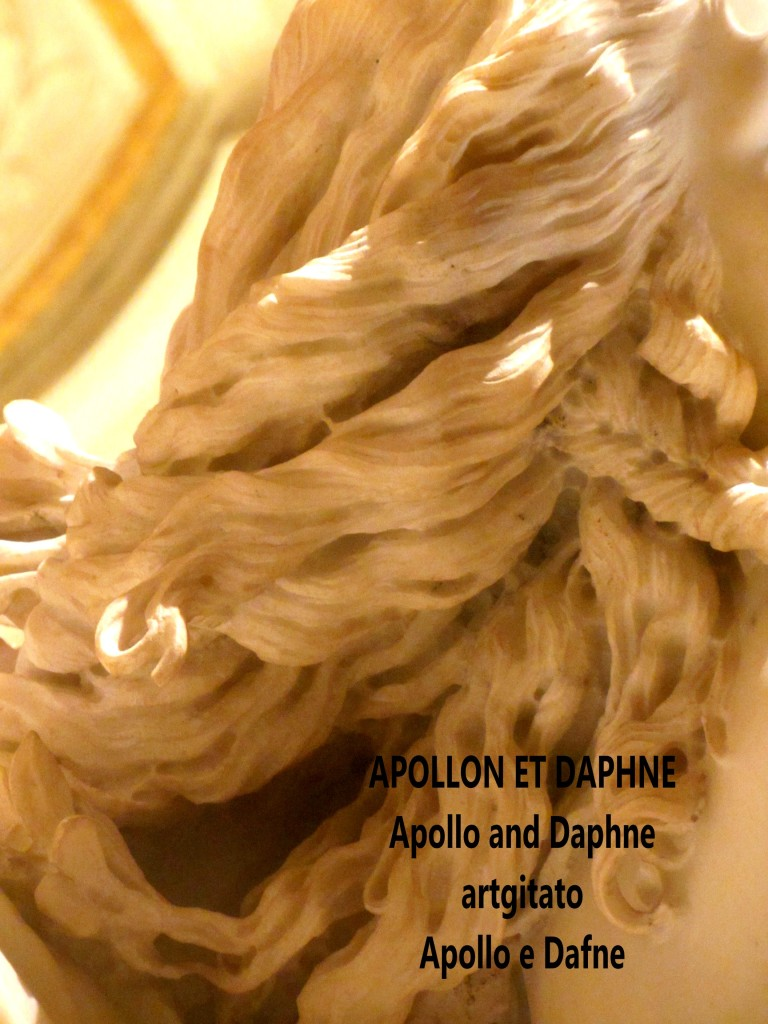 Apollo and Daphne Apollon et Daphné Apollo e Dafne Galerie Borghese Galleria Borghese artgitato (4)