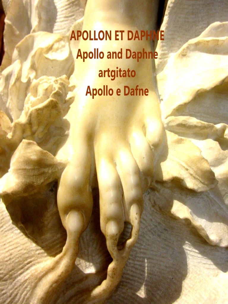 Apollo and Daphne Apollon et Daphné Apollo e Dafne Galerie Borghese Galleria Borghese artgitato (12)