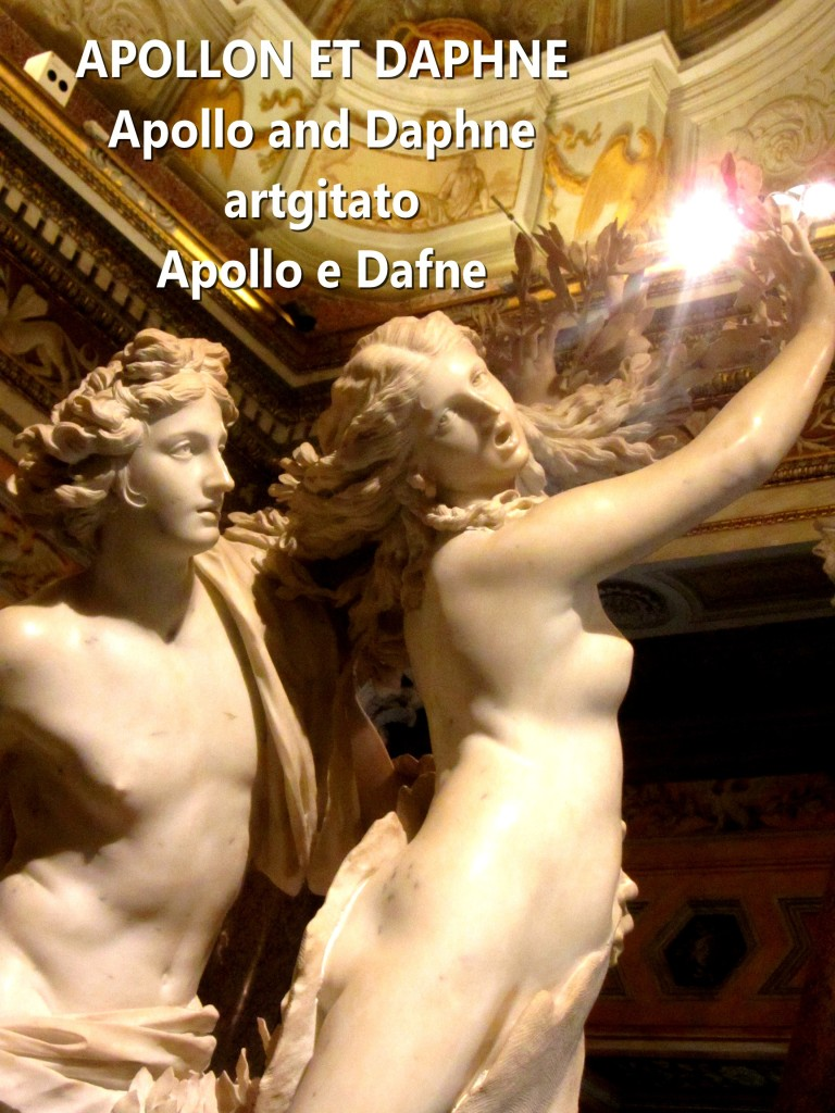 Apollo and Daphne Apollon et Daphné Apollo e Dafne Galerie Borghese Galleria Borghese artgitato (15)